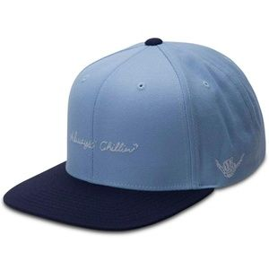 "Hurley Snapback Shred ""always chillin"" Hat"